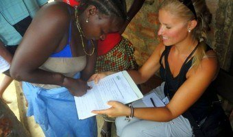 A Seattle Teacher's Travels to Sierra Leone and Beyond