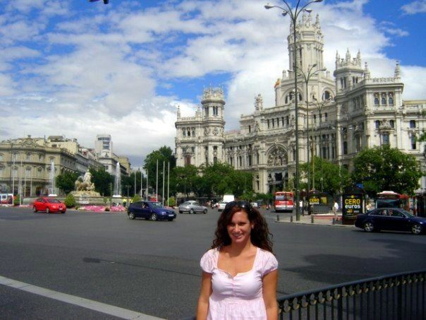 Madrid, Spain: Kelly's very first teaching travel experience. So wonderful, she's been back three times!
