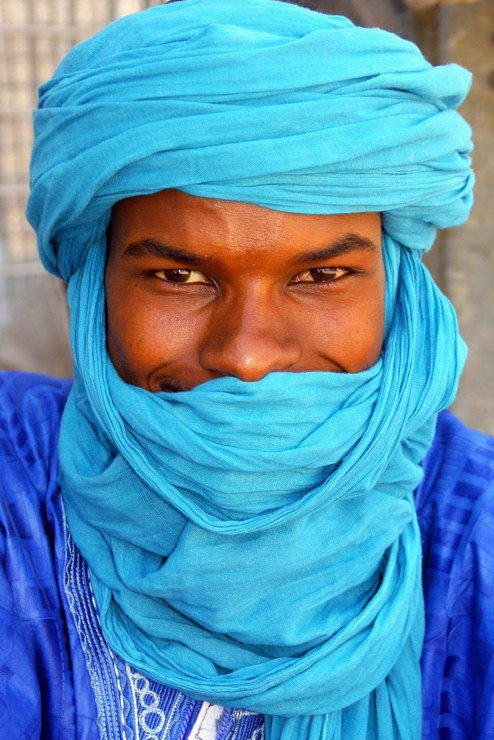 This young Tuareg man had just arrived in historic Timbuktu after a grueling, 10-day trek across the Sahara from northern Mali.