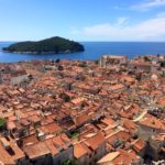 Gorgeous Dubrovnik, Croatia, which Maya was able to see because of a great group travel tour!