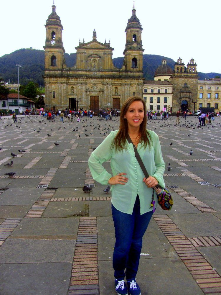 Exploring Bogota, Colombia on a 10-day backpacking trip through the country.