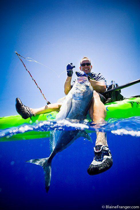 What a fun half-underwater shot!