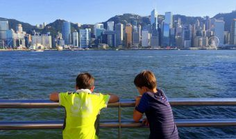 How to Travel Cheaply By Home Exchanges, Explained by a Family Doing a World Tour!