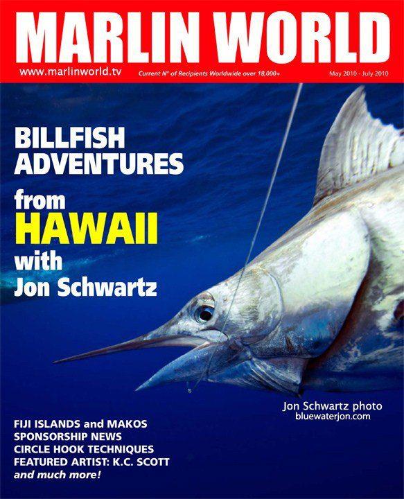 Marlin World Billfish adventures from Hawaii