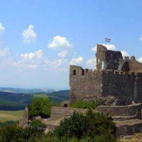 A dramatic castle in Croatia!
