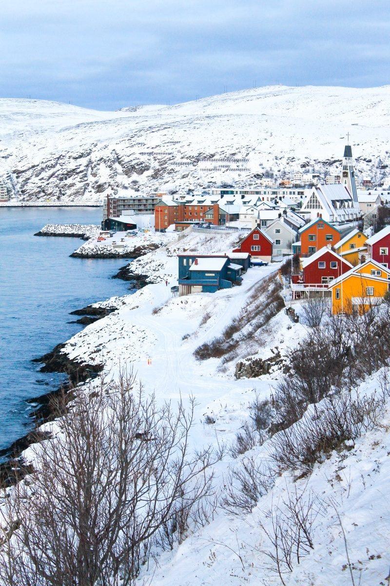 Hammerfest, Norway.