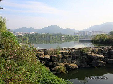 Beautiful scenery in China.