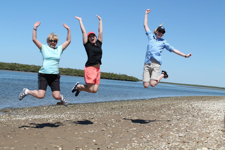 Hooray for teacher travel funding opportunities!