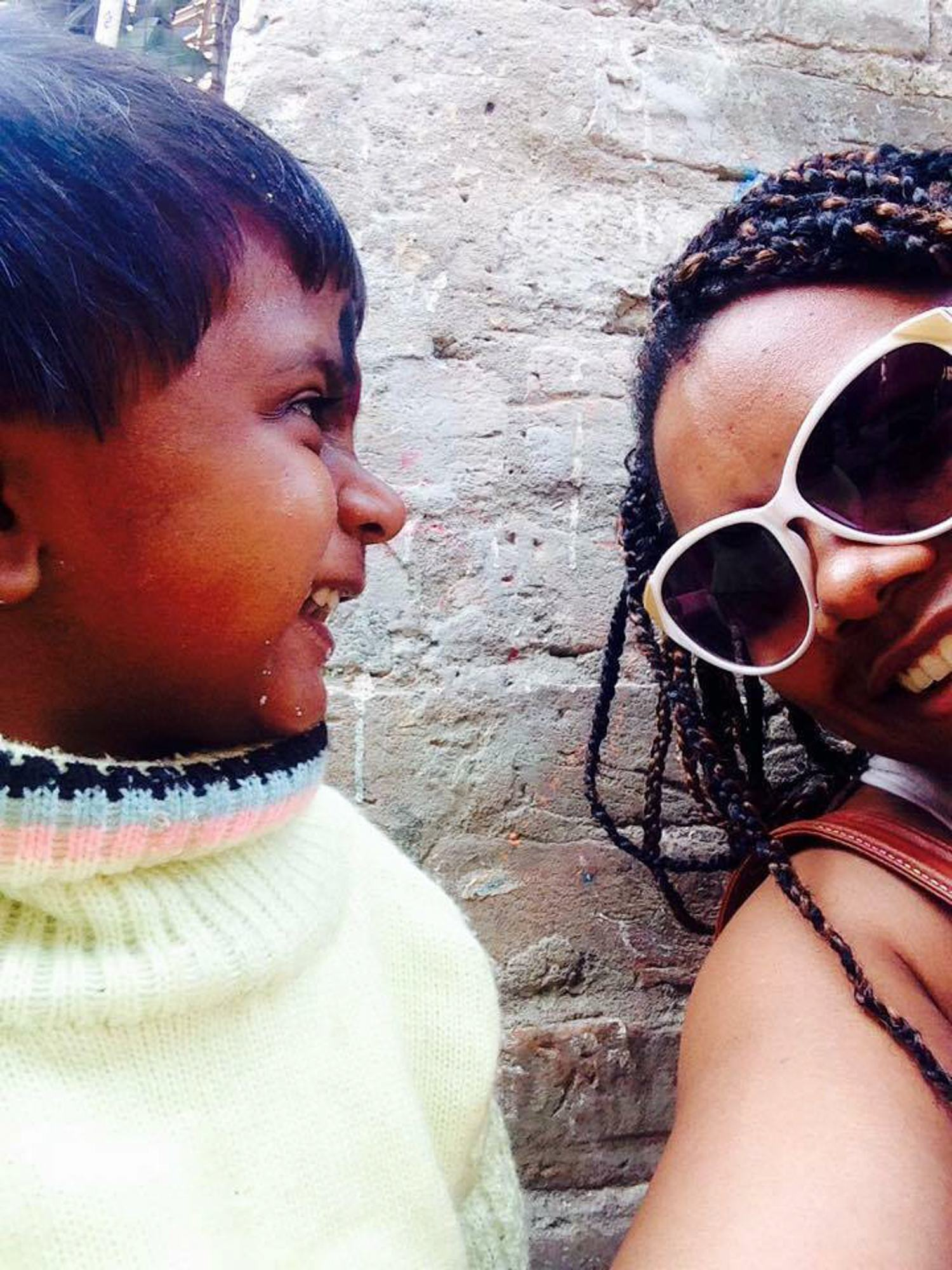 Peace Corps Alum Teaches Positive Body Image and Solo Black Female Travel
