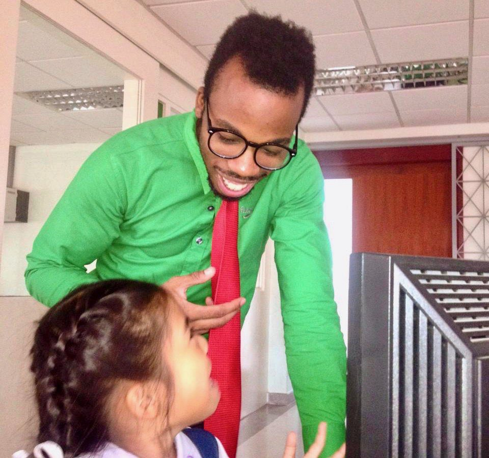 Teaching English Abroad in Thailand as a man of color