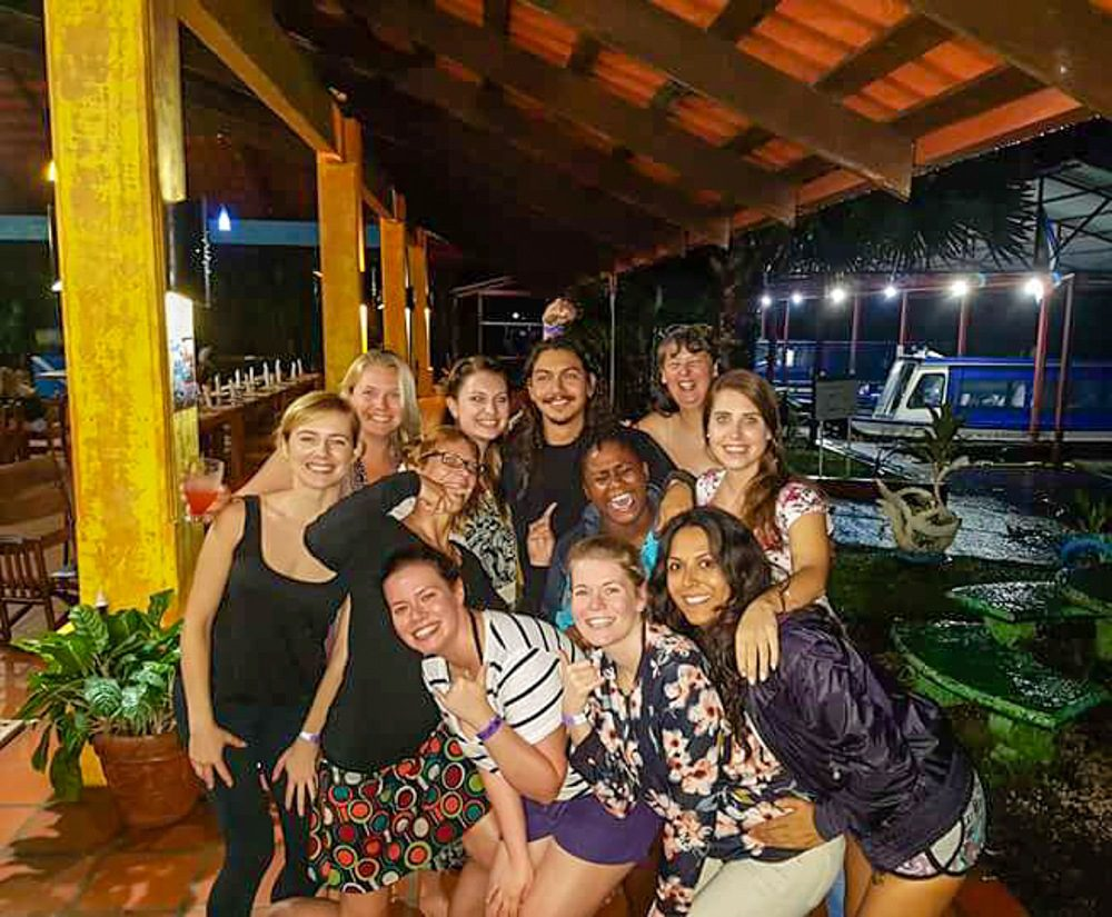 Travel in groups for educational tours can be fun, easy, and responsible tourism for teachers, students, or anyone, shown by this Costa Rica GAdventures trip!