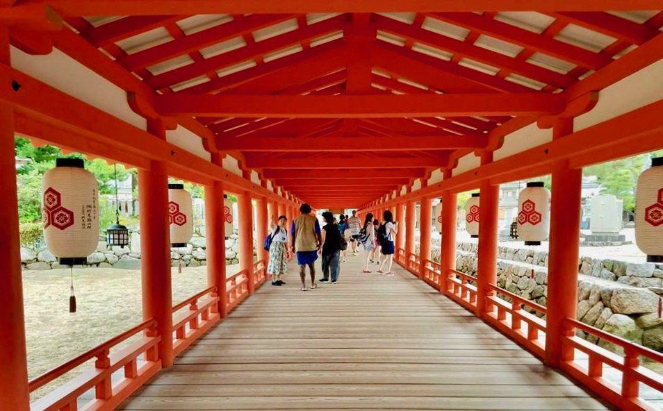 Beautiful architecture of Japan.