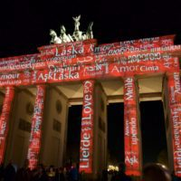 Brandenburg Gate, Berlin, Germany: Teacher Fellowships for Social Studies Travel