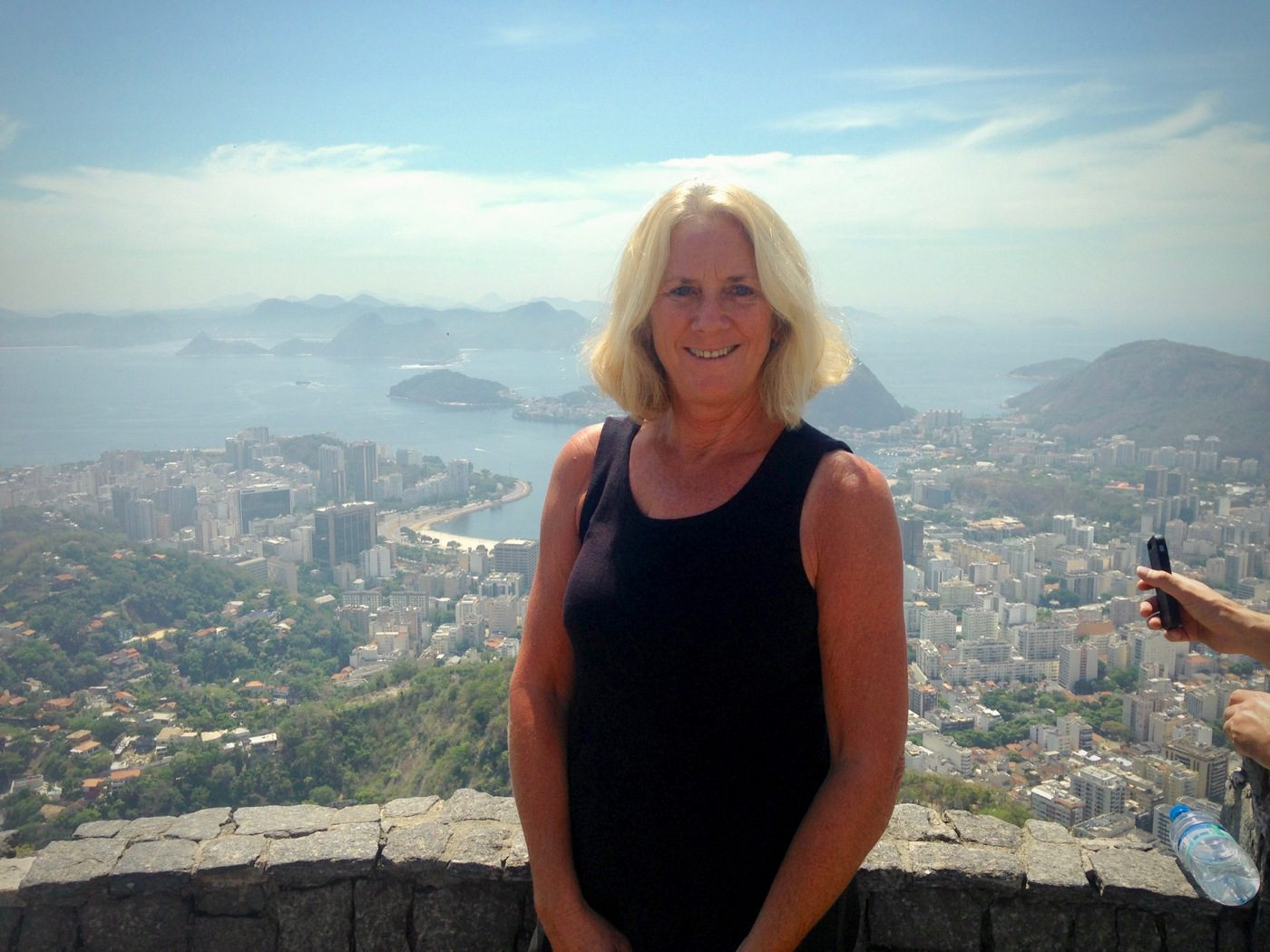 Global travel education expert and author in Rio De Janeiro, Brazil.