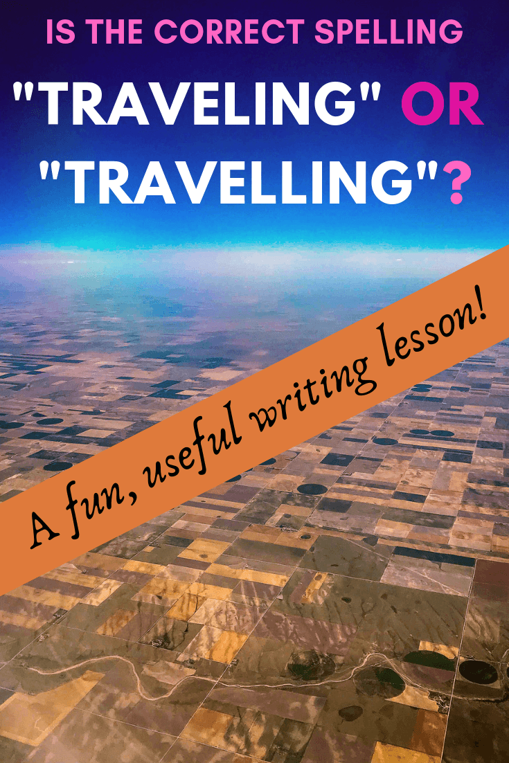 Is the correct spelling Traveled or Travelled? Traveling or Travelling? Traveler or Traveller? Learn rules of which way to write it, adding 1 L or 2 by country. #grammar #writing #travel #traveling #travelling #spelling #lessons #esl