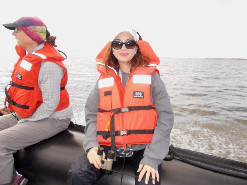 Teacher travel grants may land you on a boat!