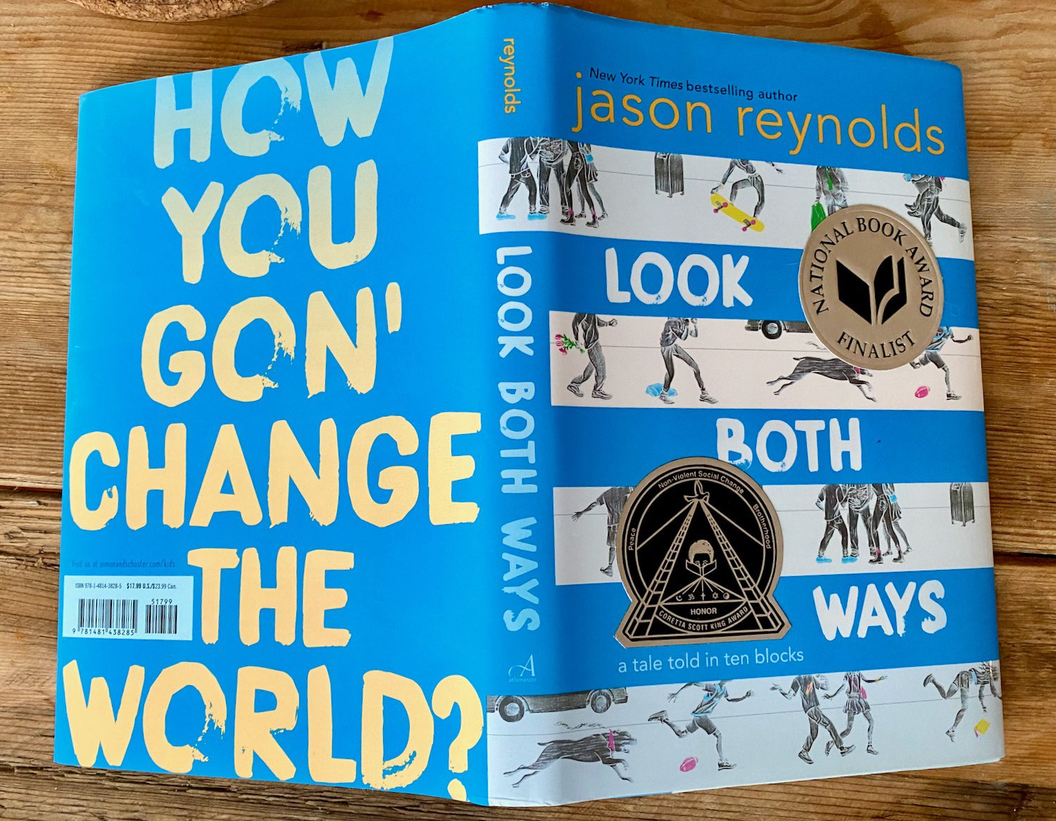Look Both Ways is such a great book!