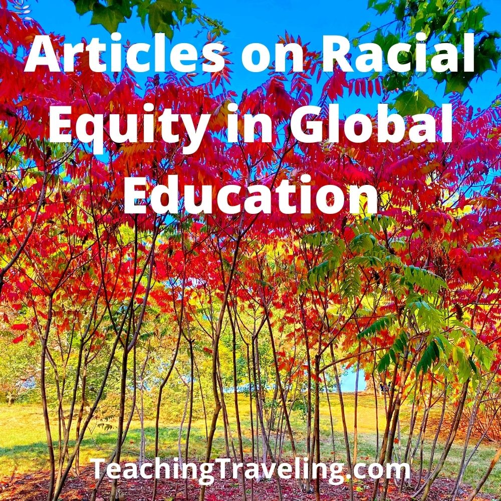 Racial equity articles