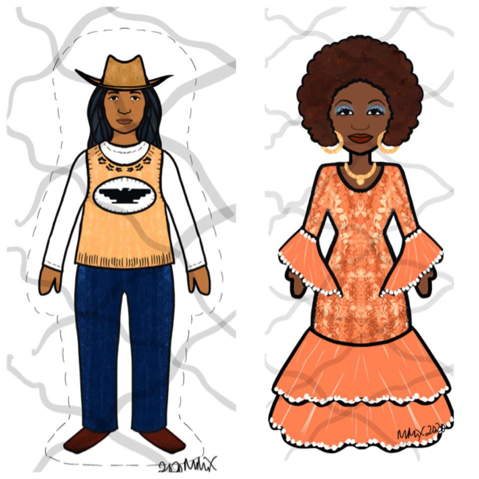 Dolores Huerta and Celia Cruz: Latina History Dolls!